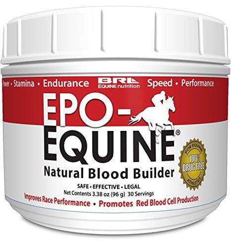 EPO Equine Formula 30 Servings Equine Endurance Supplement 3.38 - Supplements Equine