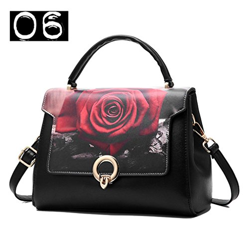 Printing Female Side For 06 Handbags Bags Young Women Bags Fashion Small Crossbody Shoulder Bag For Girls qEg1O5pw