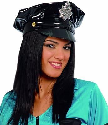 Gorra Policía de plato: Amazon.es: Juguetes y juegos