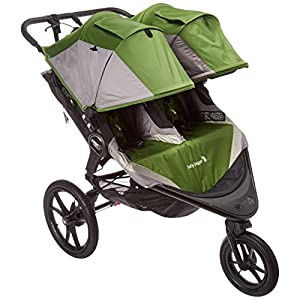 Baby Jogger Summit X3 Double Jogging Stroller – 2016...