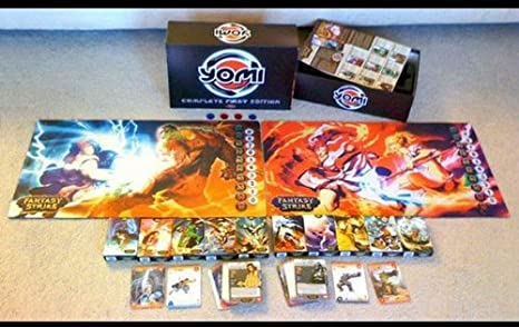 Yomi Complete First Edition Sirlin Games GST SIR YO01