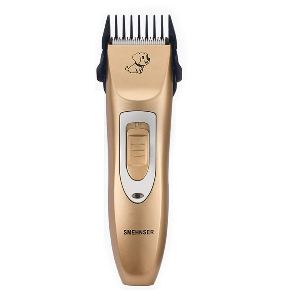 Pet Clippers Dog Trimmer Cat Grooming Clippers Electric Rechargeable Pet Hair Shaver Low Noise Cordless Cleaning Tools for Dogs Cats and Other Animals