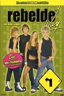 Amazon com: Rebelde Way - Temporada 1, Episodios 1-19