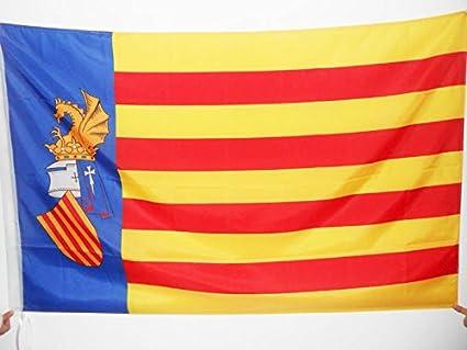 AZ FLAG Bandera de Valencia ESTATUT DE BENICÀSSIM 150x90cm ...