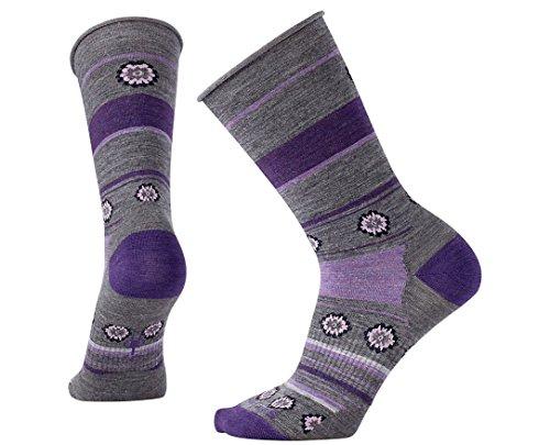 Smartwool Women's Dazed Dandelion Crew Socks Medium