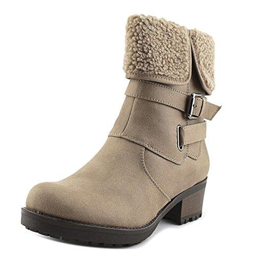Wagon Ankle White Band Women Boot Mountain Stone xwEAC6qvA