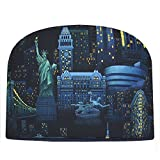 Blue Moon New York City Tea Cozy Double Insulated Tea Cozy Blue Moon Tea Cozy