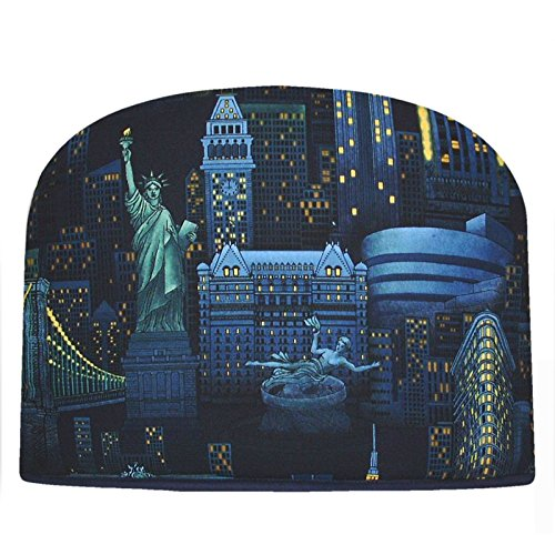 Blue Moon New York City Tea Cozy Double Insulated Tea Cosy Keeps Tea Warm for Hours by Blue Moon Fine Teas