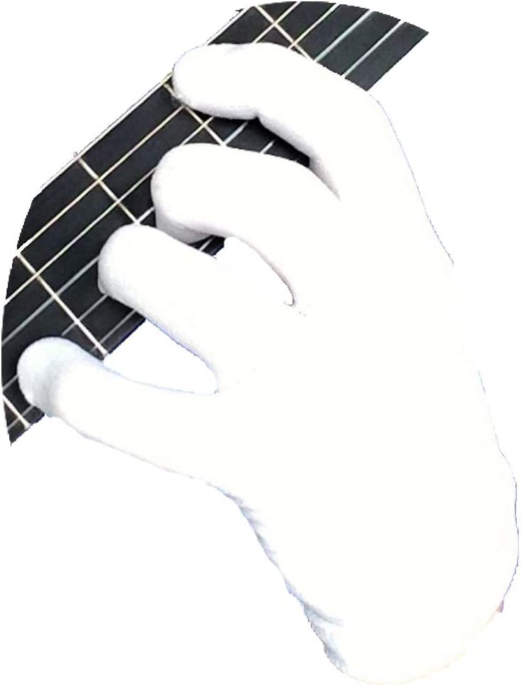 Guitar Glove Bass Glove for Fingertips by Musician Practice Glove –S- 1 Guitar Glove – For Professional and Beginner Musicians
