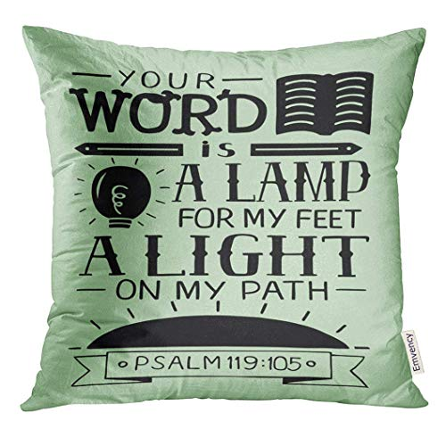 Bible Verse Light To My Path in US - 4