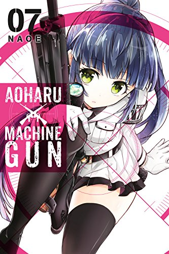 Aoharu X Machinegun, Vol. 7 (Style Machine Gun)