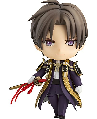 【GOOD SMILE ONLINE SHOP】 ねんどろいど 刀剣乱舞-ONLINE- へし切長谷部 ノンスケール ABS&PVC製 可動フィギュア