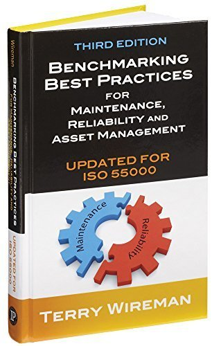 Benchmarking Best Practices for Maintenance, Reliability and Asset Management, Third Edition (Updated for ISO 55000) by Terry Wireman (2014-08-28)