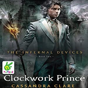 Clockwork Prince Audiobook