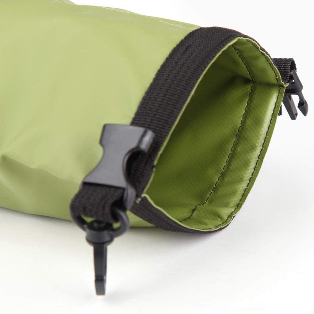 WULEI Impermeable Seco Bolsa Saco Oc/éano Paquete Flotante Canotaje Kayaking Camping 1.5L