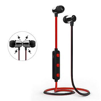 Banda para el Cuello Bluetooth Auriculares Deportivos Impermeables ...