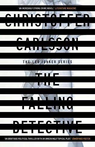 book cover of The Falling Detective