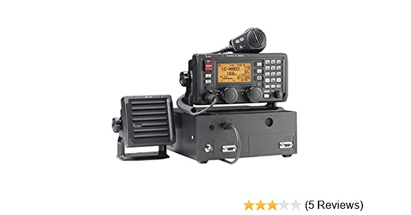 Amazon com: Icom M802 Marine SSB Radio: GPS & Navigation