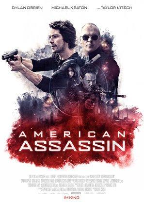 ამერიკელი მკვლელი / American Assassin ქართულად