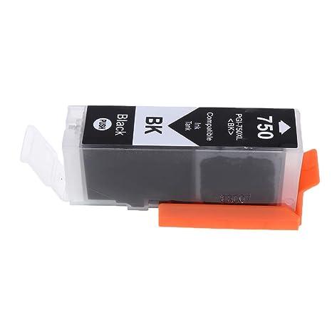 Cartucho De Tinta CLI751BK / PGI750PGBK Adecuado Para ...