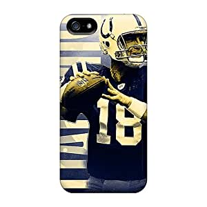 SGF266RJHw Cases Covers Indianapolis Colts Iphone 5/5s Protective Cases