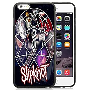 Beautiful iPhone 6 Plus 5.5 Inch TPU Case ,Unique And Lovely Designed With Slipknot 01 iPhone 6 Plus Phone Case