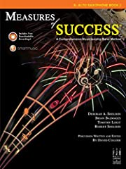 Concert Band Method Book. Measures of Success was created to ignite musical curiosity, to unite conceptual knowledge with performance skills, to foster understanding of the many ways that people share and interact with music, and to assess ea...