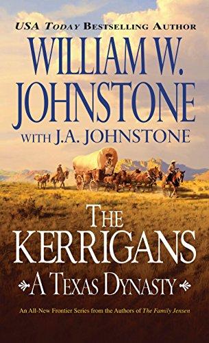 The Kerrigans (A Texas Dynasty)