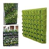 Best Gardens - Jack-Store 56 Pocket Garden Vertical Planter,Greening Hanging Wall Review