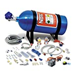 NOS 05130NOS Universal Single Fogger Wet Nitrous System Kit