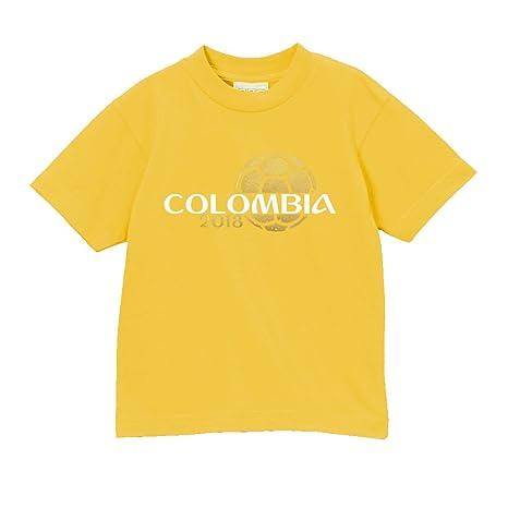 Pam GM Colombia - Camiseta de fútbol para niños Amarillo ...