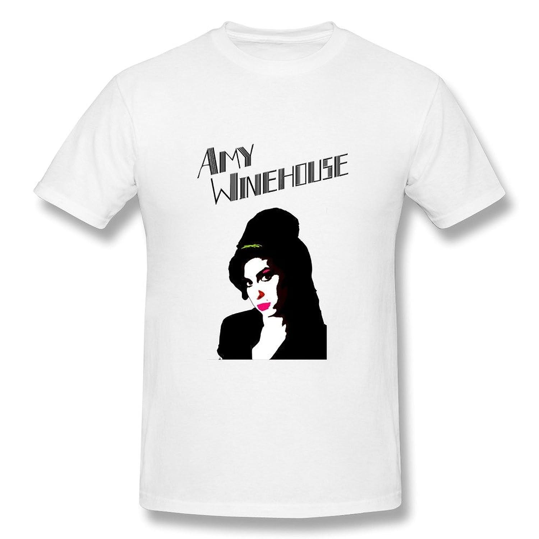 Guys Holidays Organic Cotton Amy Winehouse Shirt