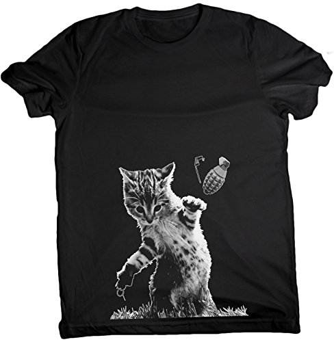 Arm The Animals Men's Catastrophe 2.0 T-Shirt (Small, ()