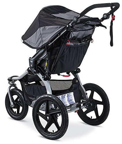 Best Jogging Stroller: BOB 2016 Revolution FLEX Jogging Stroller 4