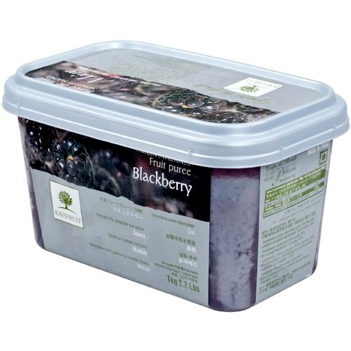Blackberry Puree - 1 tub - 2.2 lbs by Ravifruit