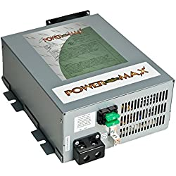 PowerMax PM3-45 45 Amp Power Converter Charger for RV 110VAC to 12 Volt