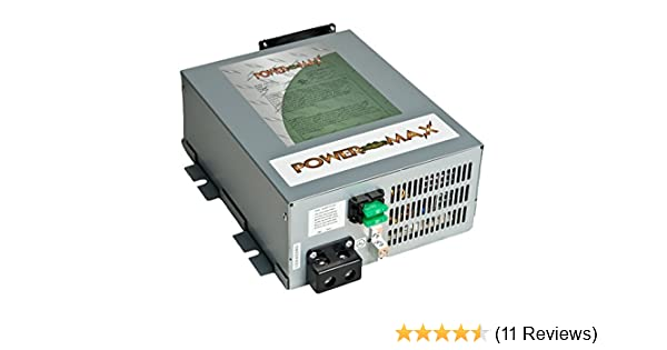 amazon com powermax pm3 series power converter charger for rv PM4 Logo at Powermax Pm4 35 Wiring Diagram