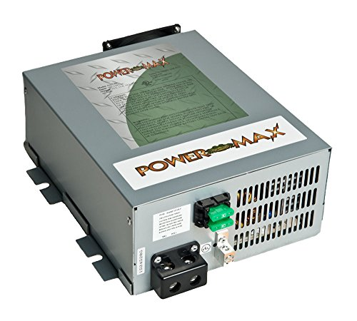 (PowerMax PM3 Series Power Converter Charger for RV 110VAC to 12 Volt PM3-55)