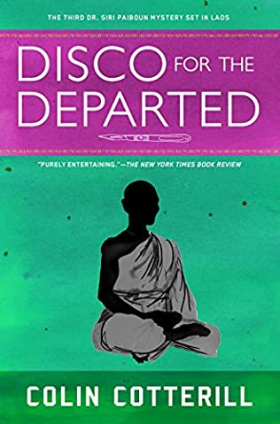 book cover of Disco for the Departed