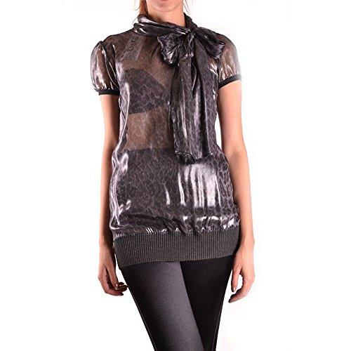 Dolce E Gabbana Mujer MCBI099264O Gris Seda Top