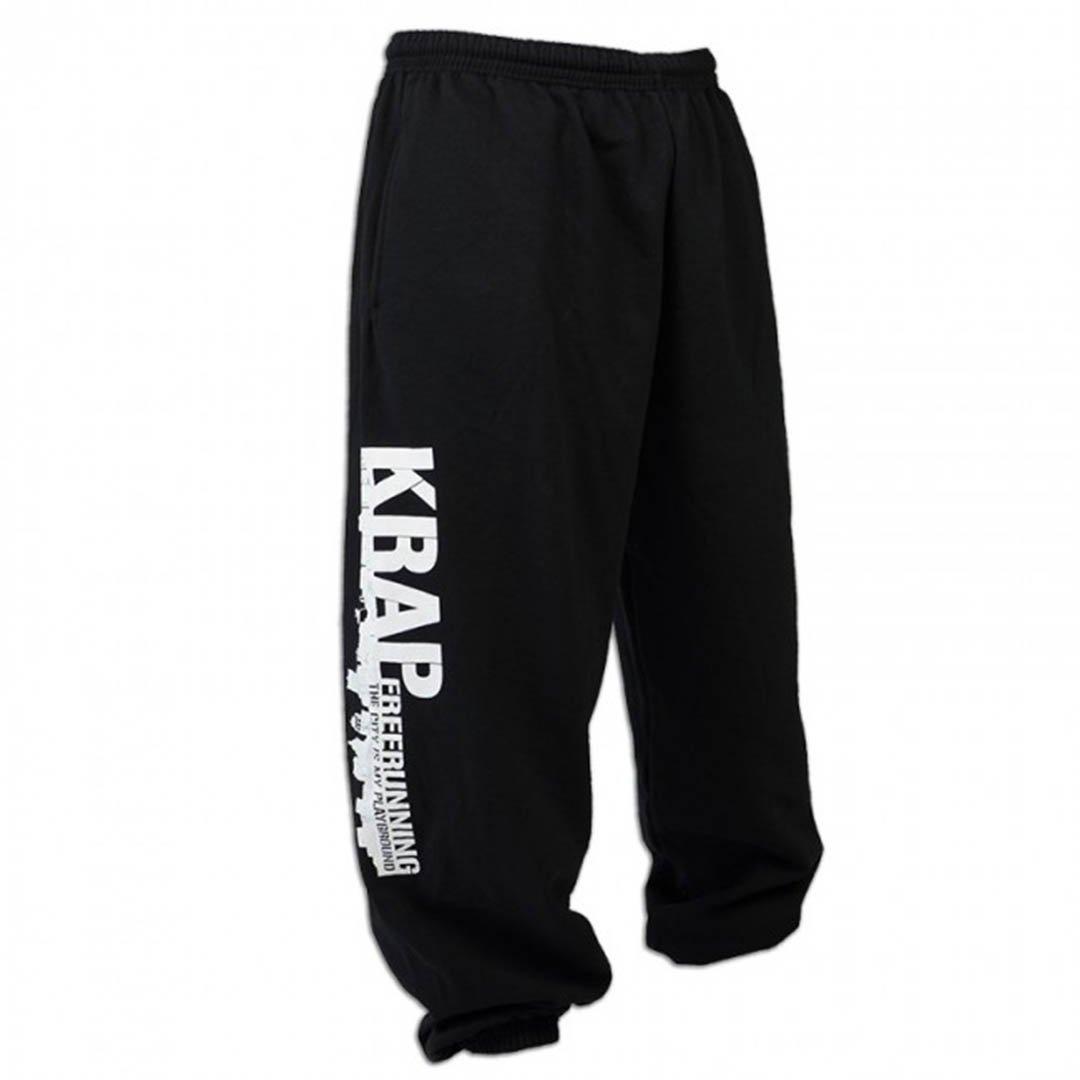 Pantalones Freerunning Krap Niño – Negro