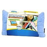 Cloudz Pool & Beach Microbead Pillow - Blue