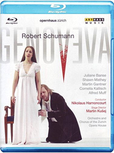 Alfred Muff - Genoveva (Subtitled, Widescreen)
