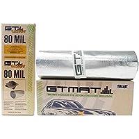 10 sqft GTmat Ultra 80mil Roll (18 x 68) Car Truck Panel Deck Door Automotive Audio Sound Deadener Deadening Noise Dampener