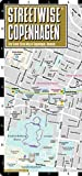 Streetwise Copenhagen Map - Laminated City Center Street Map of Copenhagen, Denmark (Michelin Streetwise Maps)