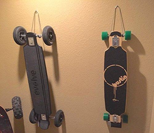 amazon com skateboard hanger storeyourboard industrial scientific