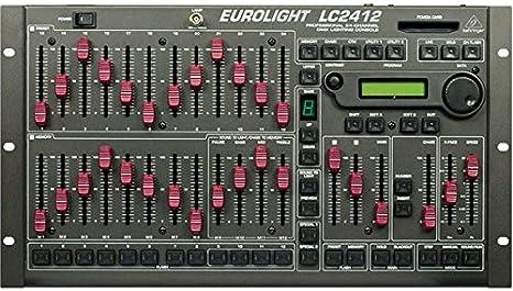 Behringer LC2412 controlador dj - controladores dj (Corriente ...