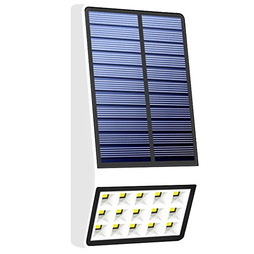 Sonmer Light Control Solar Waterproof Energy Led Night Light by Sonmer