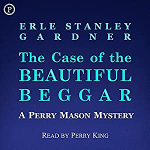 The Case of the Beautiful Beggar Audiobook