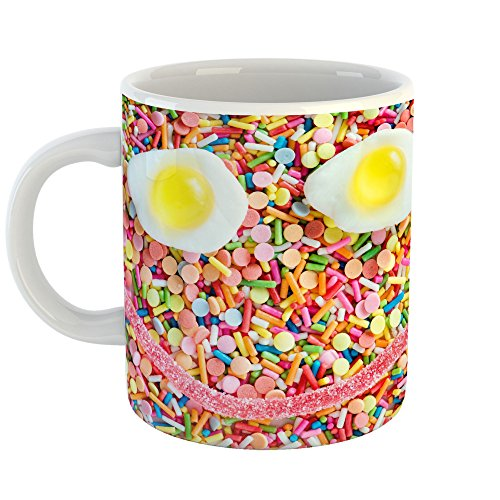 Westlake Art - Food Candy - 11oz Coffee Cup Mug - Modern Pic